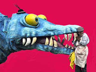 Horace the Pliosaur